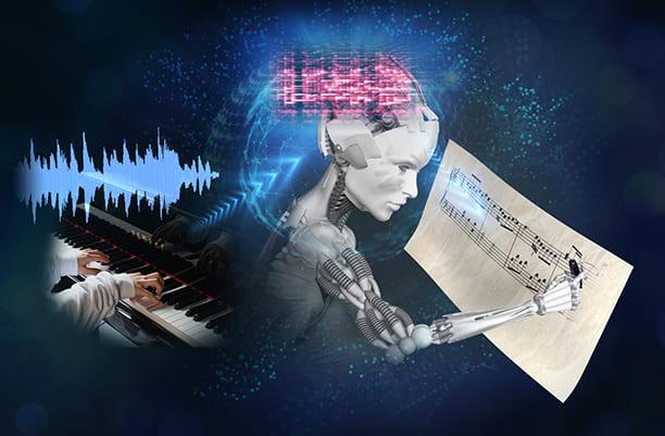 ピアノ演奏を楽譜にする「耳コピできるAI」が登場