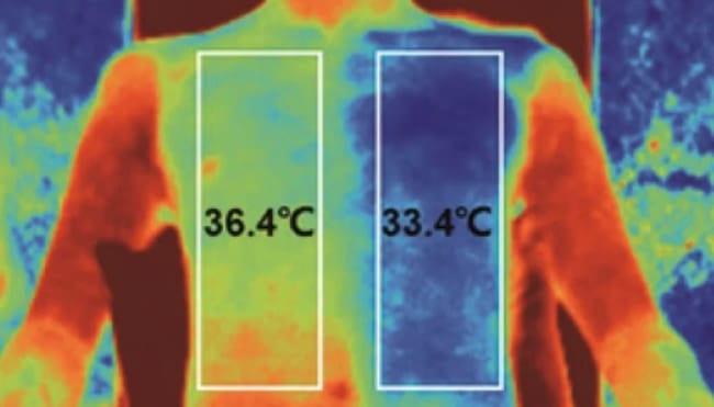 体感温度を5℃下げる新素材「メタファブリック」が誕生