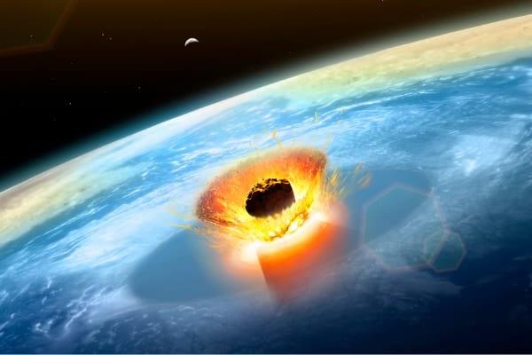 恐竜を滅ぼした小惑星は「高さ1500メートルの津波」を引き起こしていたと明らかに