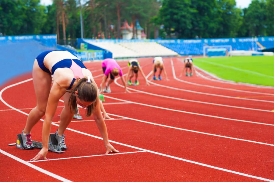 陸上競技のレーンはどこがもっとも有利なのか?