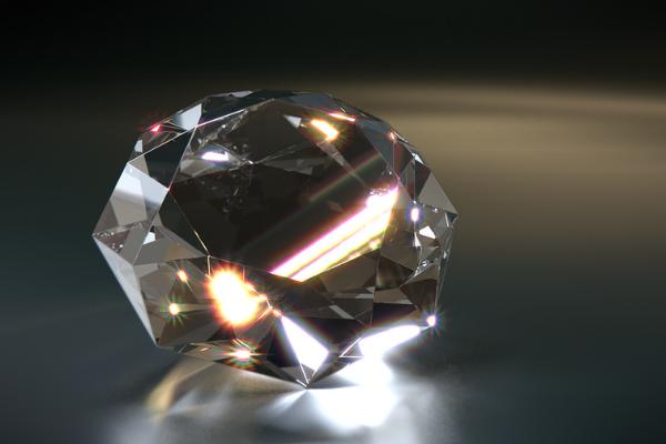 地球の超深部で「かつて生き物だったダイヤモンド」が形成されていた