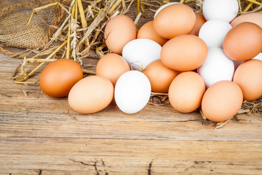 「茶色い卵は栄養価が高い」という説には科学的根拠がなかった