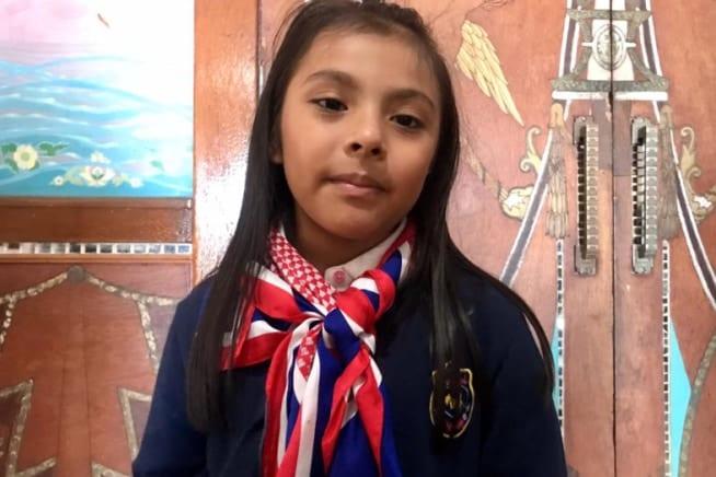 アインシュタインとホーキングのIQを超えた10歳の天才少女