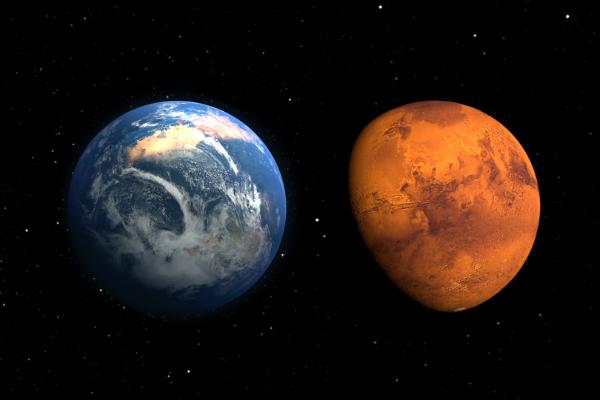 火星が水を失うのは「最初から定められた運命」だった