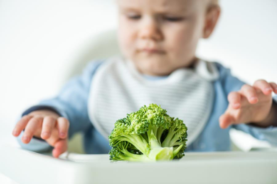 子どものブロッコリー嫌いは「唾液中の酵素」に原因があった