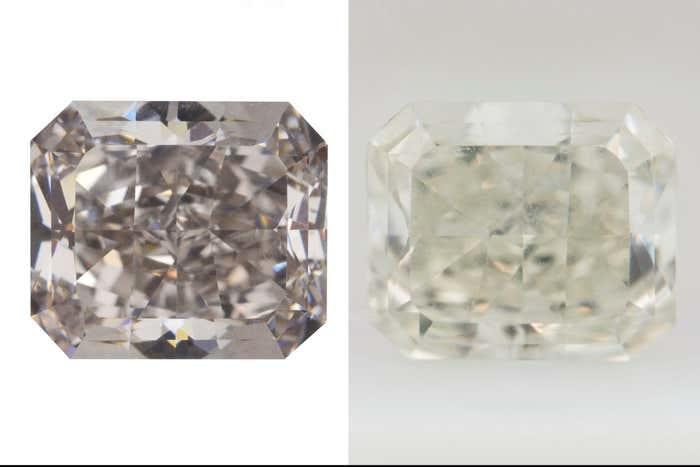 -196℃で灰色から黄色に変化する「極低温カメレオンダイヤモンド」が見つかる