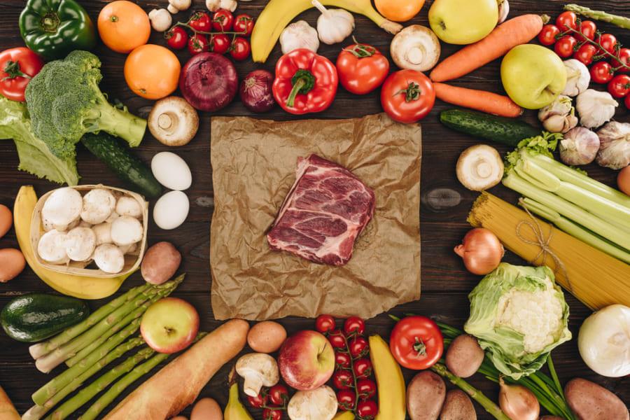 8000以上の食品の栄養価を「100点満点」でランキング!1位に輝いたスーパーフードは…
